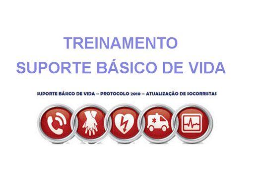 Curso Online de SUPORTE BÁSICO DE VIDA