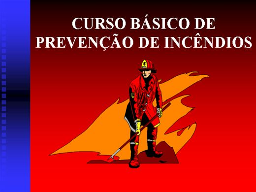Curso Online de Curso Básico de Prevenção ao Incêndio