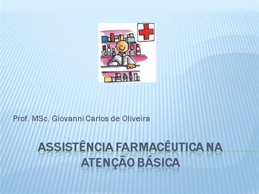 Curso Online de Assistência Farmacêutica na Atenção Básica