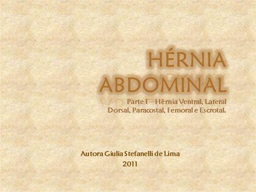 Curso Online de Hérnia Abdominal em Animais Domésticos - Parte 1