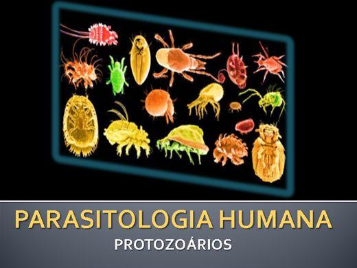 Curso Online de Parasitologia Humana- Parte I- Protozoários
