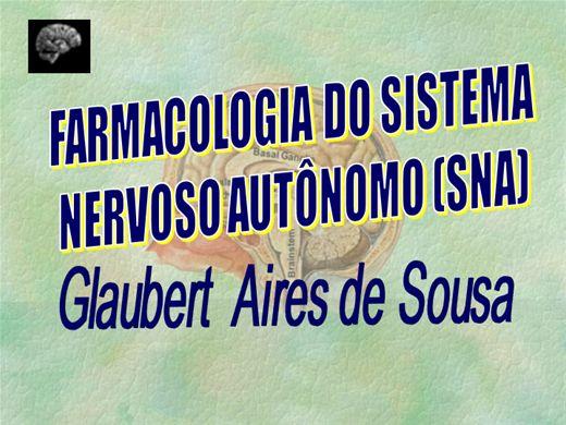 Curso Online de Farmacologia do Sistema Nervoso Autonômo