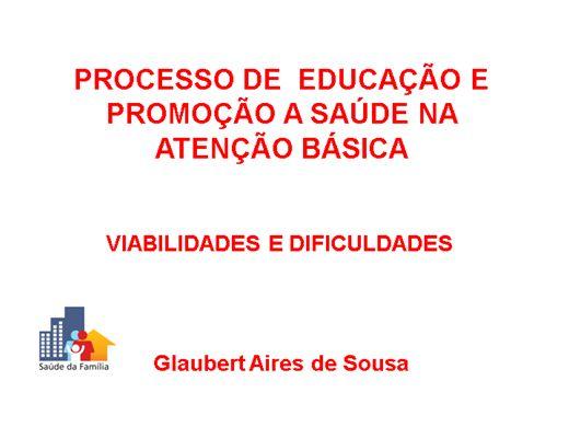 Curso Online de Educação em Saúde