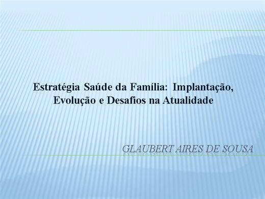 Curso Online de Estratégia de Saúde da Família - ESF