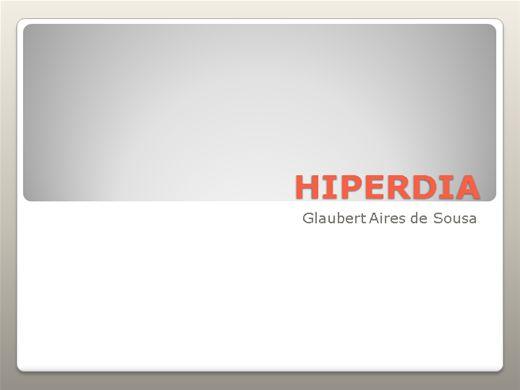 Curso Online de Hiperdia