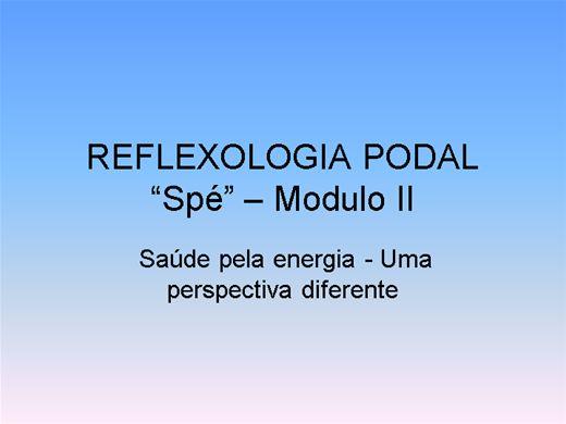 Curso Online de REFLEXOLOGIA PODAL - MÓDULO II