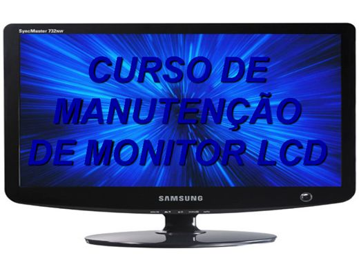 Curso Online de Manutenção de monitores LCD