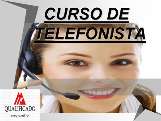 Curso Online de Telefonista e recepcionista