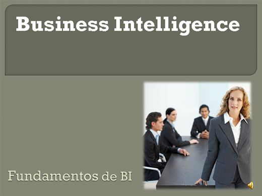 Curso Online de BI - Business Intelligence - Fundamentos de BI