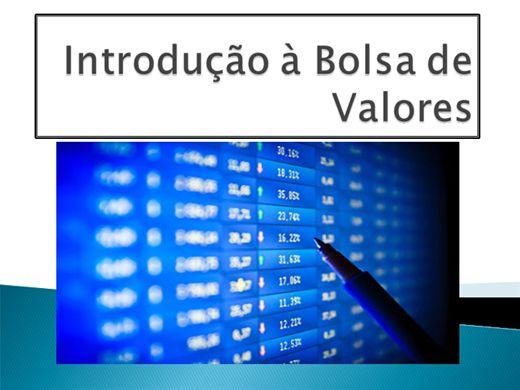 Curso Online de Introdução à Bolsa de Valores