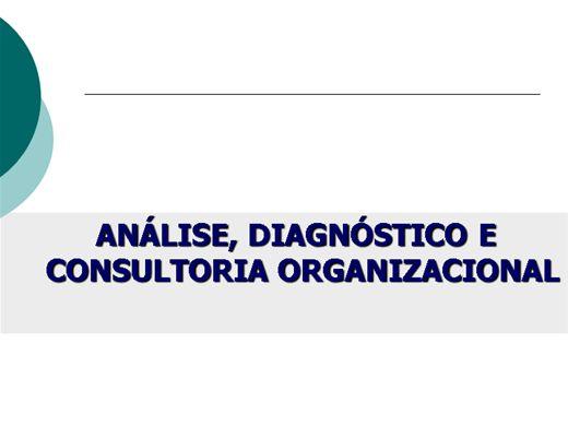 Curso Online de Análise, Diagnóstico e Consultoria Organizacional