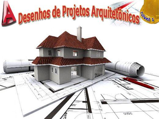Curso Online de Desenhos de Projetos Arquitetônicos - Nível 1