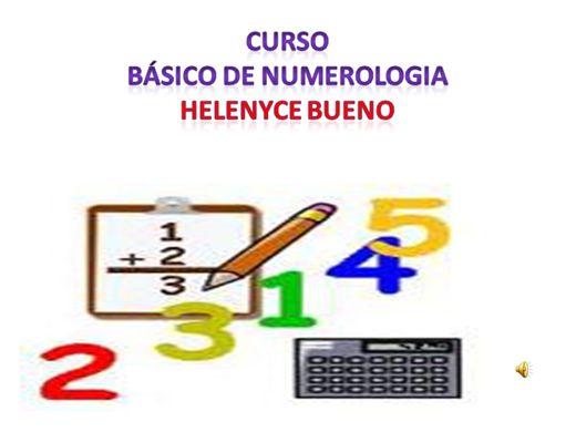 Curso Online de Curso básico de Numerologia