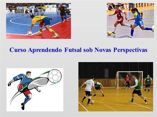 Curso Online de Aprendendo Futsal sob Novas Perspectivas