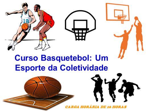 Curso Online de Basquetebol: Um Esporte da Coletividade