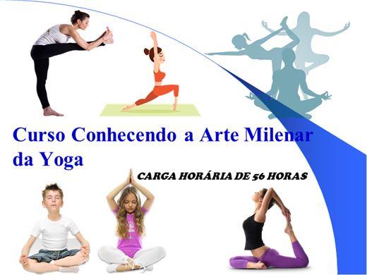 Curso Online de Conhecendo a Arte Milenar da Yoga