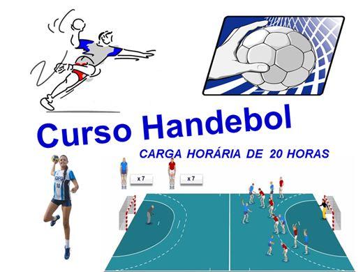 Curso Online de Handebol