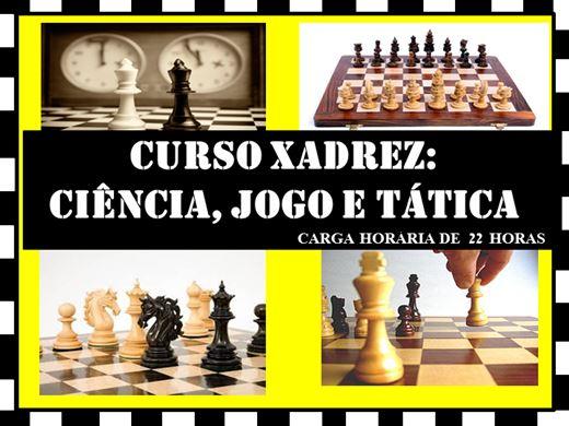 Curso Online de Xadrez: Ciência, Jogo e Tática