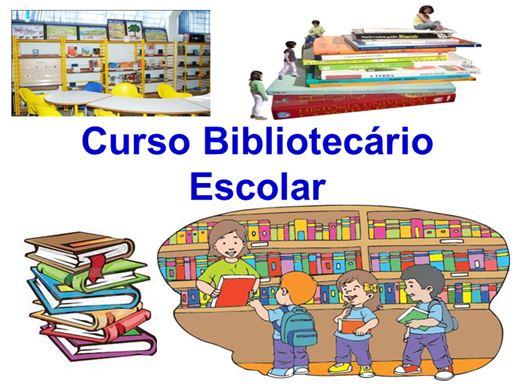 Curso Online de Bibliotecário Escolar