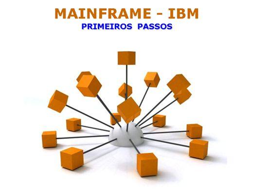 Curso Online de Mainframe da IBM - Primeiros Passos