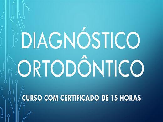 Curso Online de Diagnóstico Ortodôntico