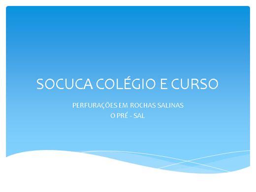 Curso Online de Perfuração em Rochas Salinas