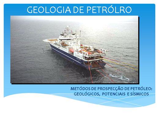 Curso Online de GESTÃO DE PETRÓLEO E GÁS NATURAL: GEOLOGIA DE PETRÓLEO