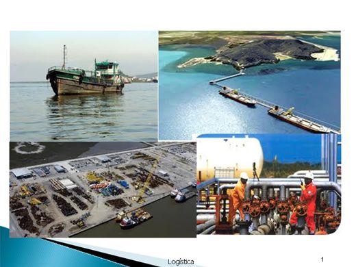 Curso Online de logística na Indústria do Petróleo e Gás