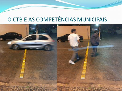 Curso Online de O CTB E AS COMPETÊNCIAS MUNICIPAIS