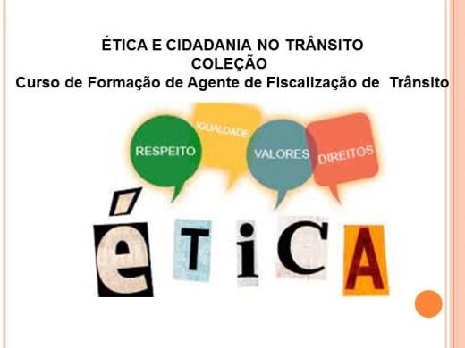 Curso Online de Ética e Cidadania Para o Trânsito