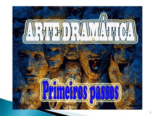 Curso Online de Arte Dramática - primeiros passos