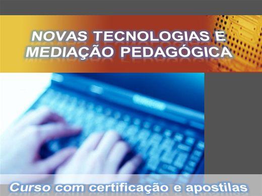Curso Online de Novas Tecnologias e Mediação Pedagógica