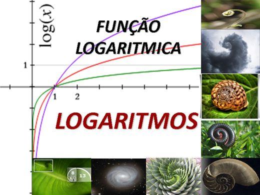 Curso Online de Logaritmos - Função Logaritma