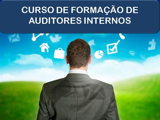 Curso Online de Formação de Auditores Completo com Vídeo/Aulas