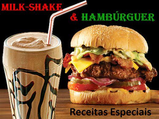 Curso Online de Hambúrguer & Milk-Shake