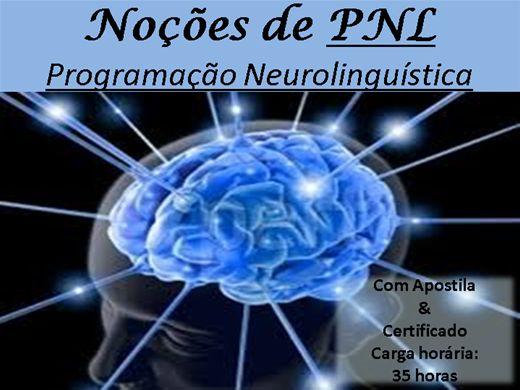 Curso Online de Noções de PNL - Programação Neurolinguistica