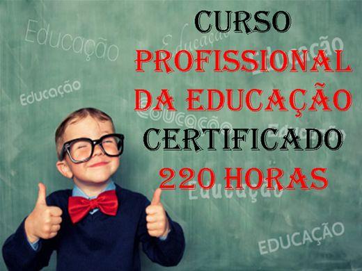 Curso Online de Profissional da Educação