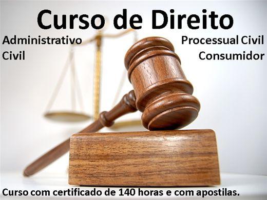 Curso Online de Direito - módulo 1
