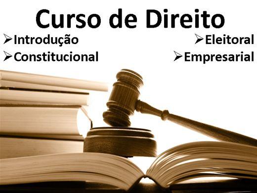Curso Online de Direito - módulo 2