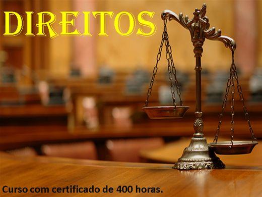 Curso Online de Direitos - Legislação e Jurídicos