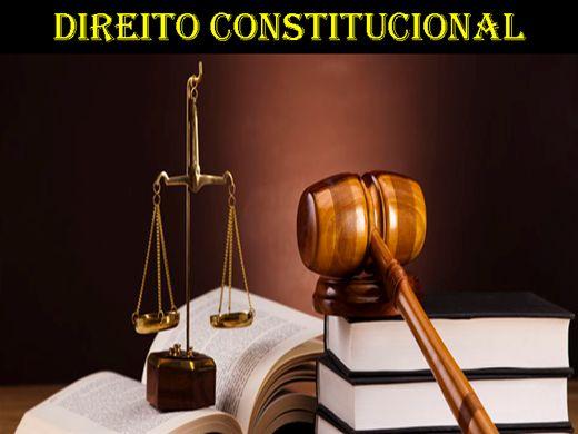 Curso Online de Direito Constitucional
