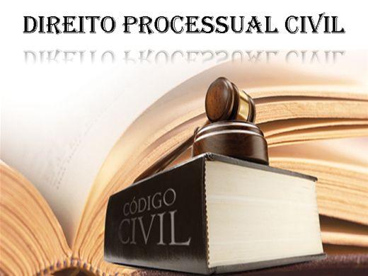 Curso Online de Direito Processual Civil