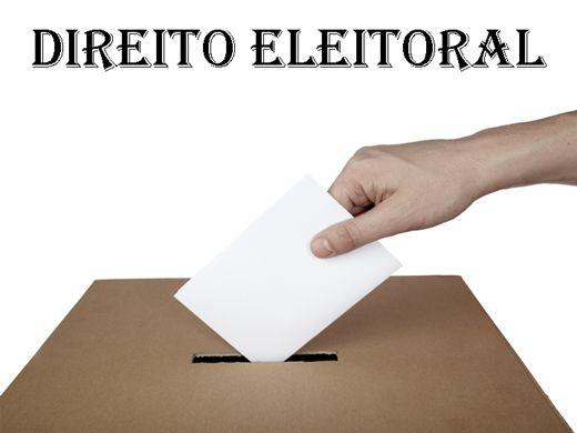 Curso Online de Direito Eleitoral