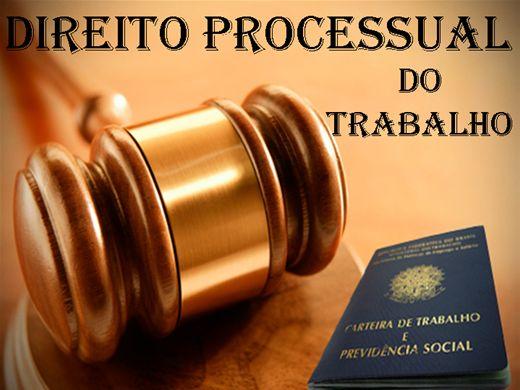 Curso Online de Direito Processual do Trabalho