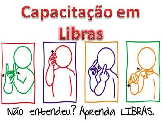 Curso Online de Capacitação em Libras