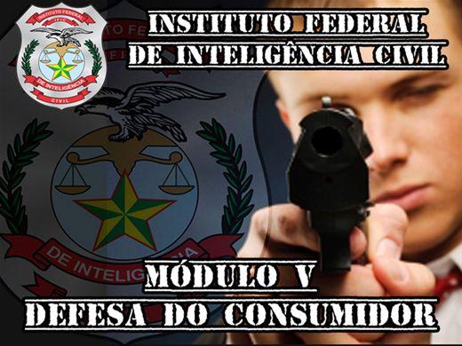 Curso Online de DEFESA DO CONSUMIDOR PARA AGENTES DE INTELIGÊNCIA CIVIL