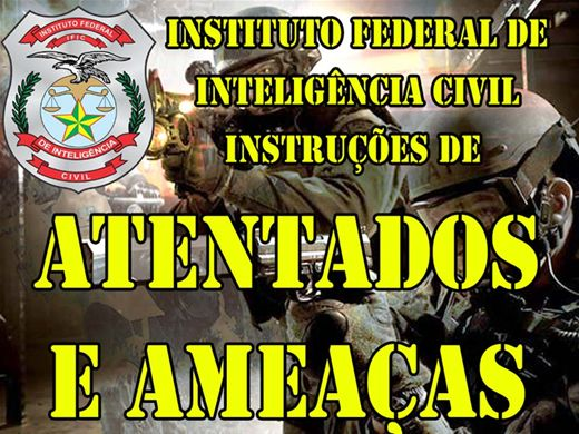 Curso Online de ATENTANDOS E AMEAÇAS