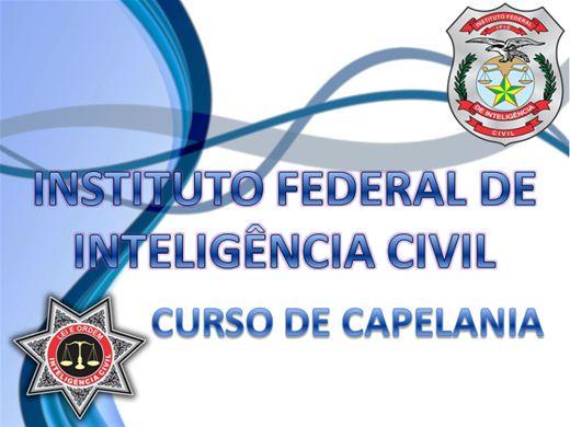 Curso Online de CURSO DE CAPELANIA