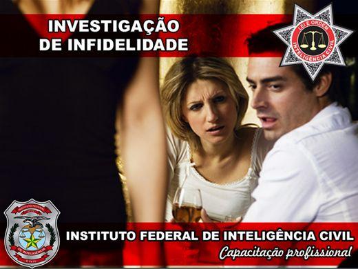 Curso Online de INVESTIGAÇÃO DE INFIDELIDADE
