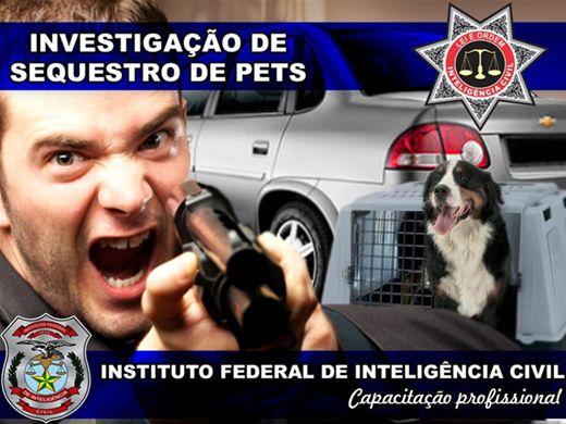 Curso Online de INVESTIGAÇÃO DE SEQUESTRO DE PETS